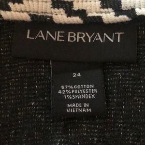 Lane Bryant Skirts - Lane Bryant 24 pencil skirt